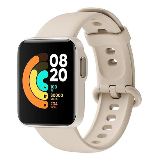 Montre connectée Xiaomi Mi Watch Lite - Ivoire