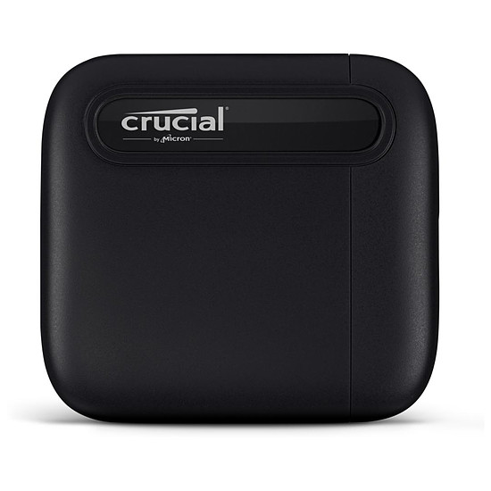 Disque dur externe Crucial X6 - 500 Go