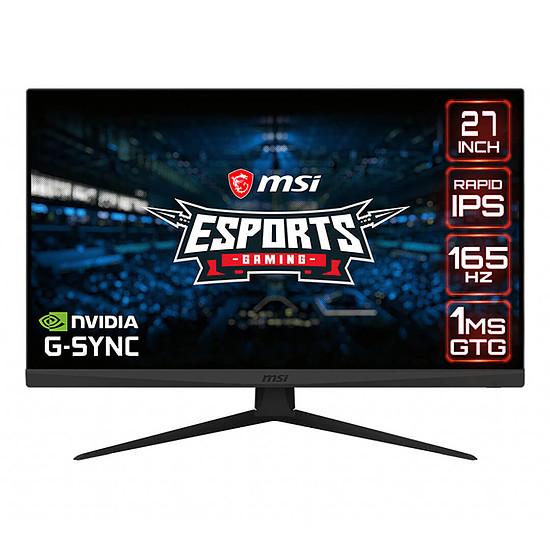 Écran PC MSI Optix G273QF