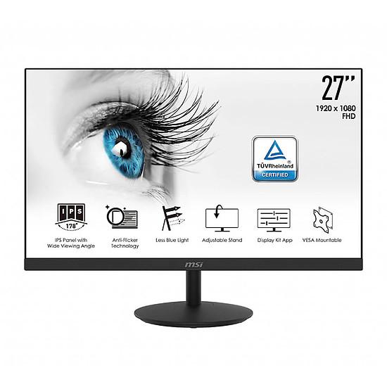 Écran PC MSI PRO MP271