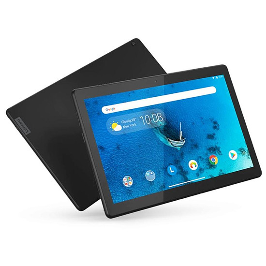 Tablette Lenovo Tab M10 ZA4G0035SE (Noir) - 32 Go - Wi-Fi