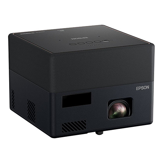 Vidéoprojecteur EPSON EF-12 Noir - Tri-LCD Full HD - 1000 Lumens