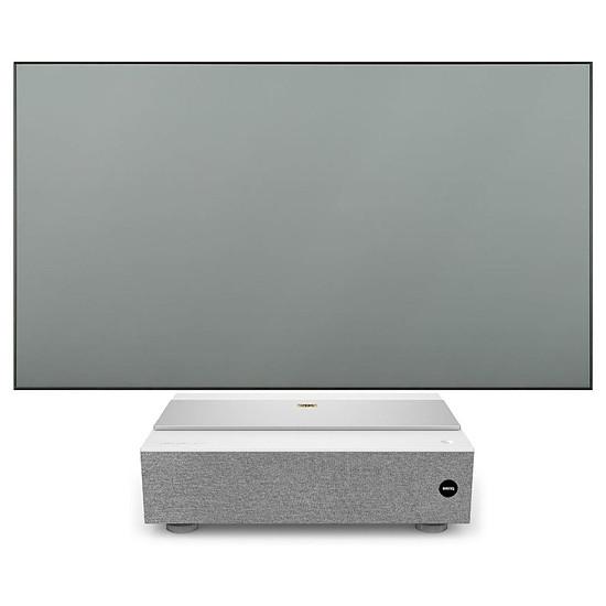 "Vidéoprojecteur Benq V6000 (Blanc) - Laser 4K UHD - 3000 Lumens + Benq Cadre 16/9 ALRS01 100"" (254 cm)"