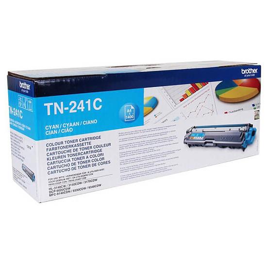 Toner Brother TN-241C Cyan