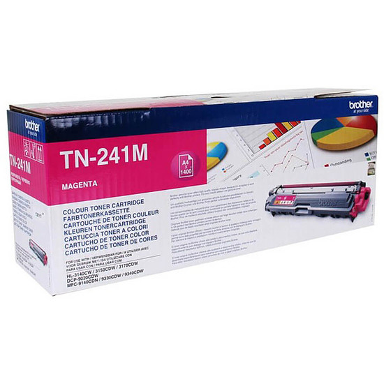 Toner Brother TN-241M Magenta