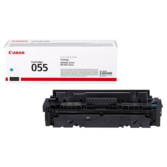 Toner Canon 055 Cyan