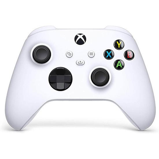 Manette de jeu Microsoft Xbox Series X - Blanc