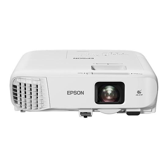 Vidéoprojecteur EPSON EB  EB-992F Blanc - Tri-LCD Full HD - 4000 Lumens