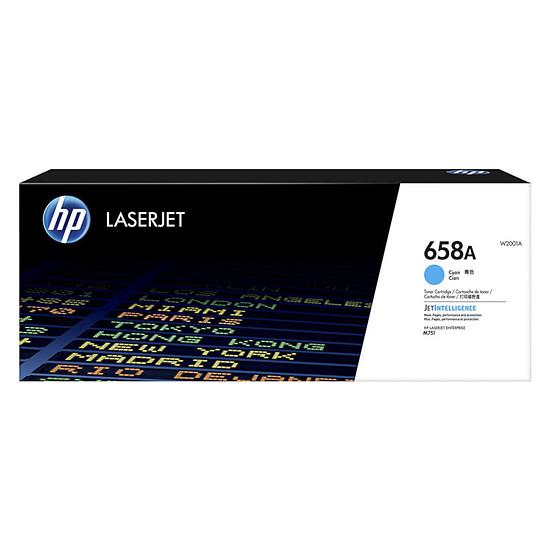 Toner HP LaserJet 658A W2001A