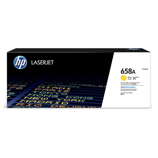 Toner HP LaserJet 658A W2002A