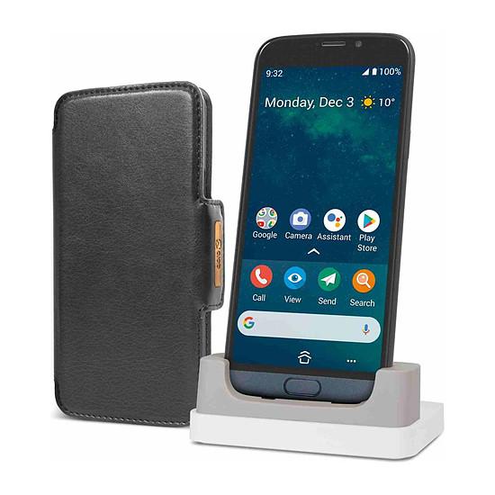 Smartphone et téléphone mobile DORO 8050 Plus Gris - 4G