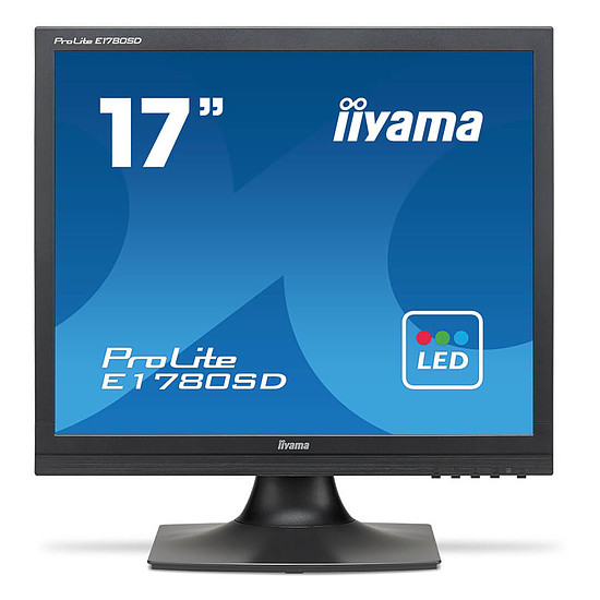 Écran PC Iiyama ProLite E1780SD-B1