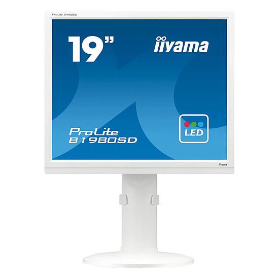 Écran PC Iiyama ProLite B1980SD-W1