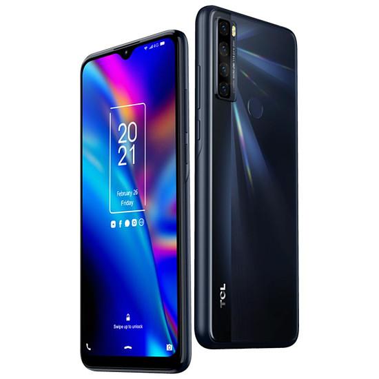 Smartphone et téléphone mobile TCL 20 SE (Gris) - 64 Go - 4 Go