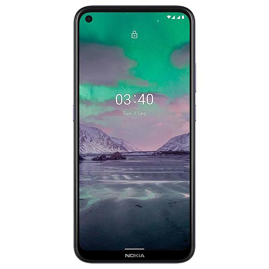 Smartphone et téléphone mobile Nokia 3.4 (violet) - 64 Go