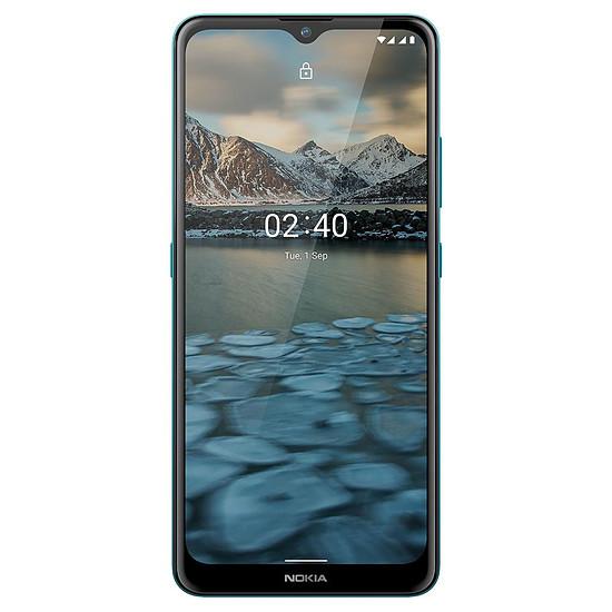 Smartphone et téléphone mobile Nokia 2.4 (bleu) - 32 Go