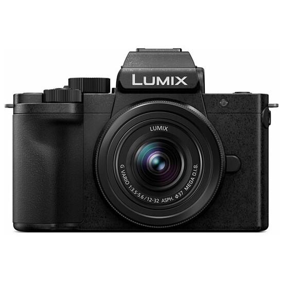 Appareil photo hybride Panasonic DC-G100K Noir + Leica 12-32 mm