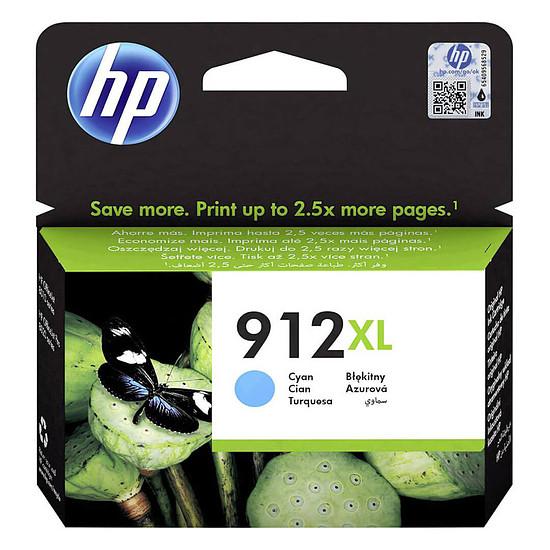 Cartouche d'encre HP 912XL Cyan 3YL81AE