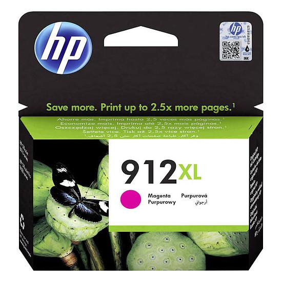 Cartouche d'encre HP 912XL Magenta 3YL82AE