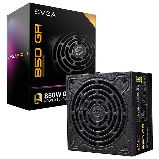 Alimentation PC EVGA SuperNOVA 850 GA - Gold