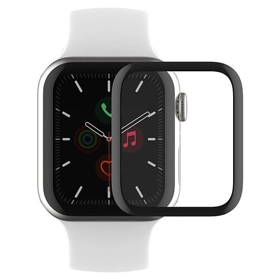 Accessoires montre et bracelet Belkin Protection d'écran SCREENFORCE™ TrueClear Curve pour Apple Watch Series 6 / SE / Series 5 / Series 4 (44 mm)