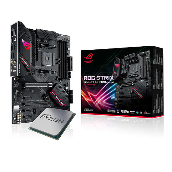 Kit upgrade PC Ryzen 9 5950X + Asus STRIX B550-F (Wi-Fi)