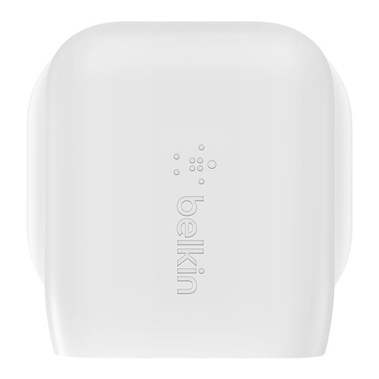 Chargeur Belkin Boost Charge Chargeur secteur USB-C 20 W (Blanc)