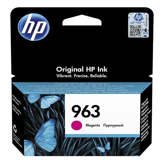 Cartouche d'encre HP 963 Magenta 3JA24AE