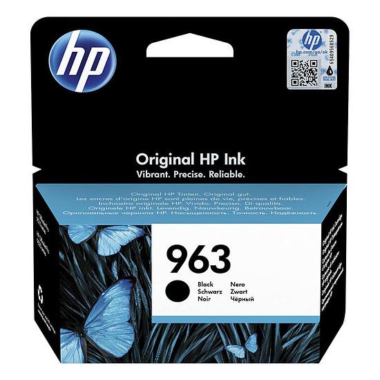 Cartouche d'encre HP 963 Noir 3JA26AE