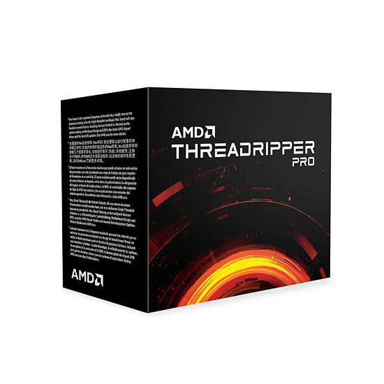 Processeur AMD Ryzen Threadripper Pro 3975WX