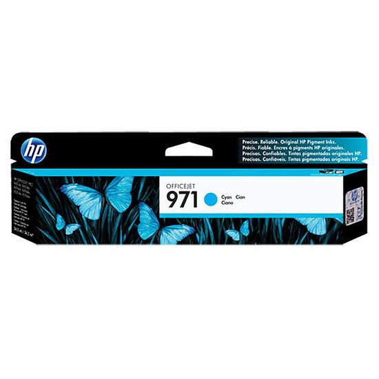 Cartouche d'encre HP Officejet 971 Cyan
