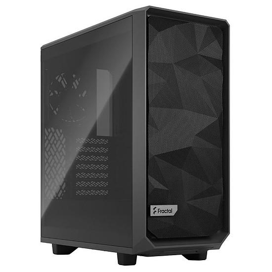 Boîtier PC Fractal Design Meshify 2 Compact TG Light - Gris