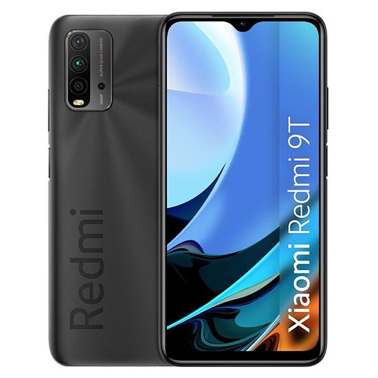 Smartphone et téléphone mobile Xiaomi Redmi 9T (gris) - 64 Go