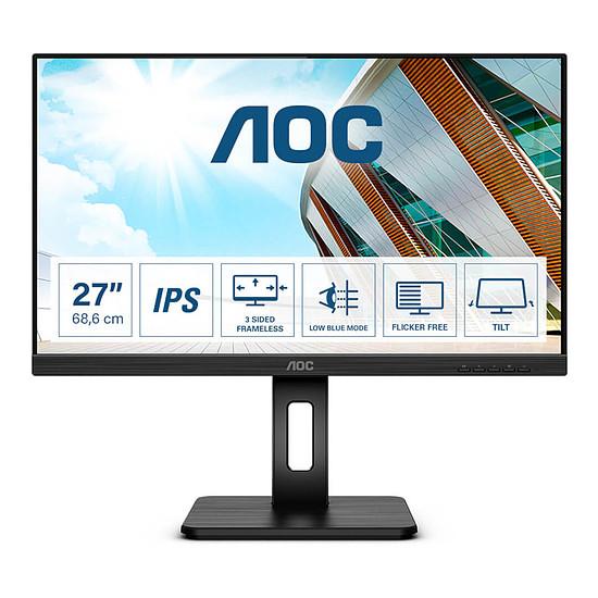 Écran PC AOC Q27P2Q