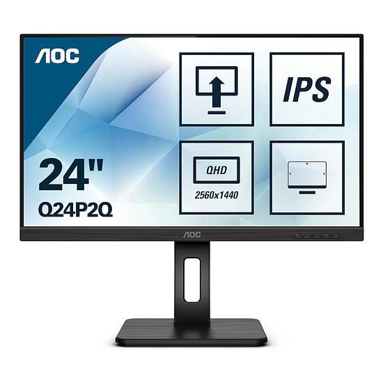 Écran PC AOC Q24P2Q