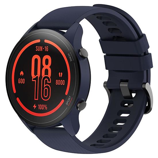 Montre connectée Xiaomi Mi Watch - Bleu