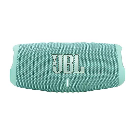 Enceinte sans fil JBL Charge 5 Turquoise - Enceinte portable