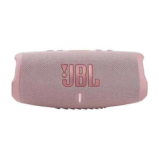 Enceinte sans fil JBL Charge 5 Rose - Enceinte portable