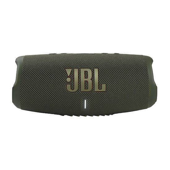 Enceinte sans fil JBL Charge 5 Vert - Enceinte portable