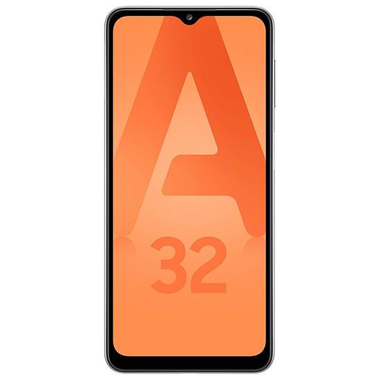 Smartphone et téléphone mobile Samsung Galaxy A32 4G (Blanc) - 128 Go