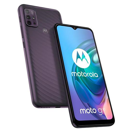 Smartphone et téléphone mobile Motorola Moto G10 Gris Aurore