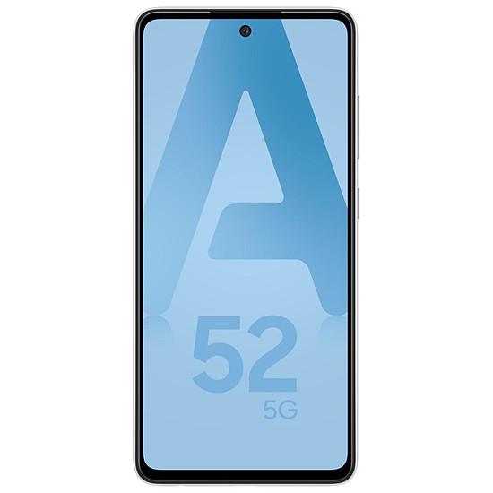 Smartphone et téléphone mobile Samsung Galaxy A52 5G (Blanc) - 128 Go