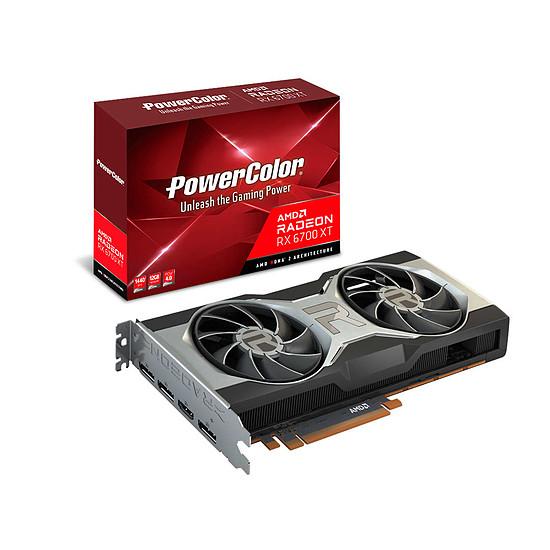 Carte graphique PowerColor Radeon RX 6700 XT 12G