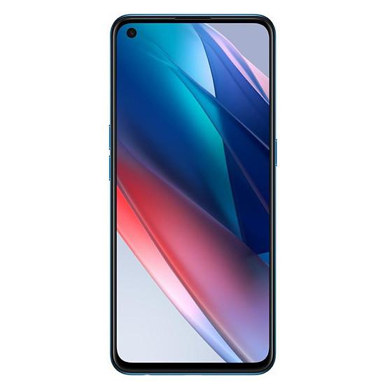 Smartphone et téléphone mobile Oppo Find X3 Lite 5G Bleu - 128 Go - 8 Go