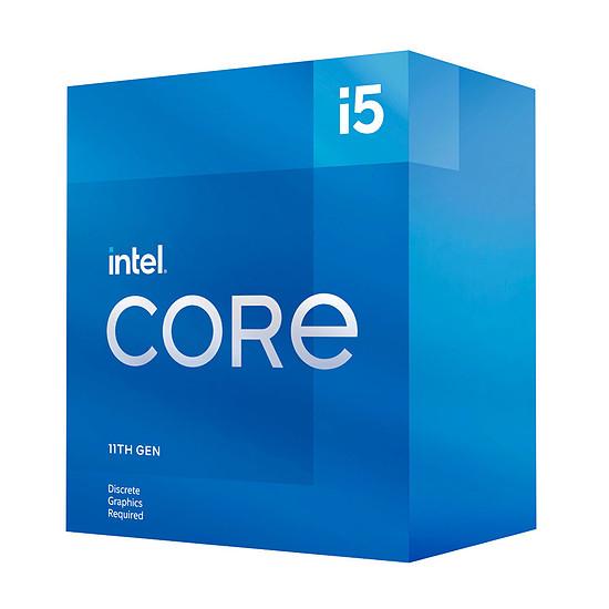 Processeur Intel Core i5 11400F