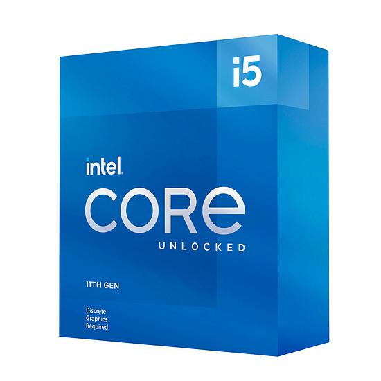 Processeur Intel Core i5 11600KF