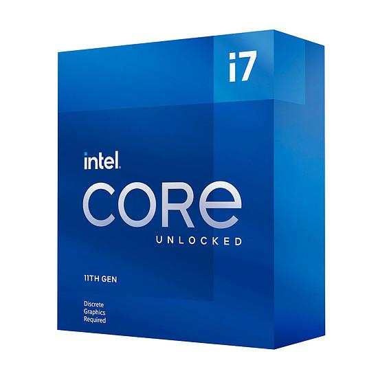 Processeur Intel Core i7 11700KF
