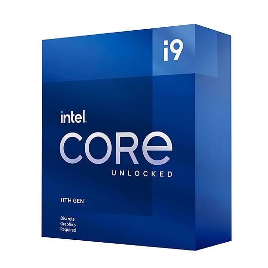 Processeur Intel Core i9 11900KF