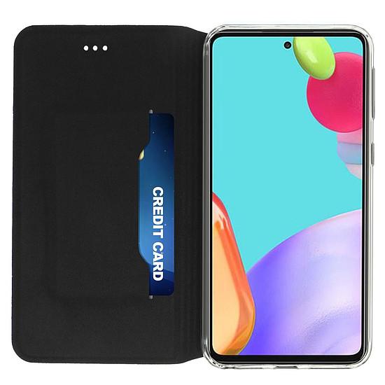 Coque et housse Akashi Etui Folio (noir) - Samsung Galaxy A52 5G / 4G