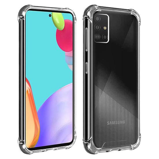 Coque et housse Akashi Coque angles renforcés (transparent) - Samsung Galaxy A52 5G / 4G
